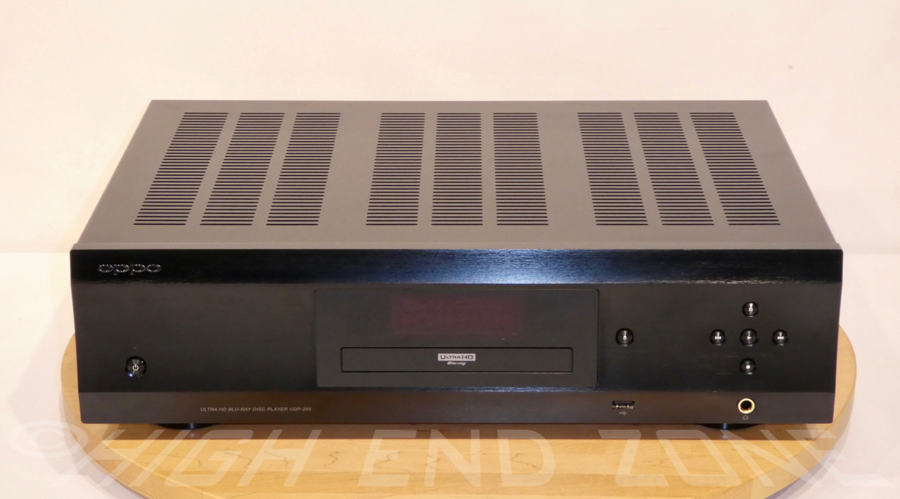 Oppo Udp 205 In Excellent Condition With All Original Accessories And Box Blu Ray Dvd Universal Players Audiogon
